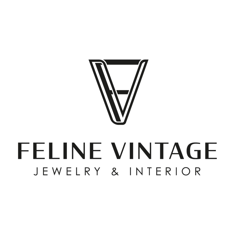 FELINE VINTAGE Logo