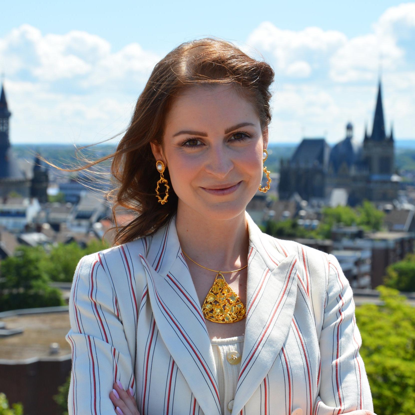 Felicia Kufferath-Kassner, Gründerin & CEO von FELINE VINTAGE