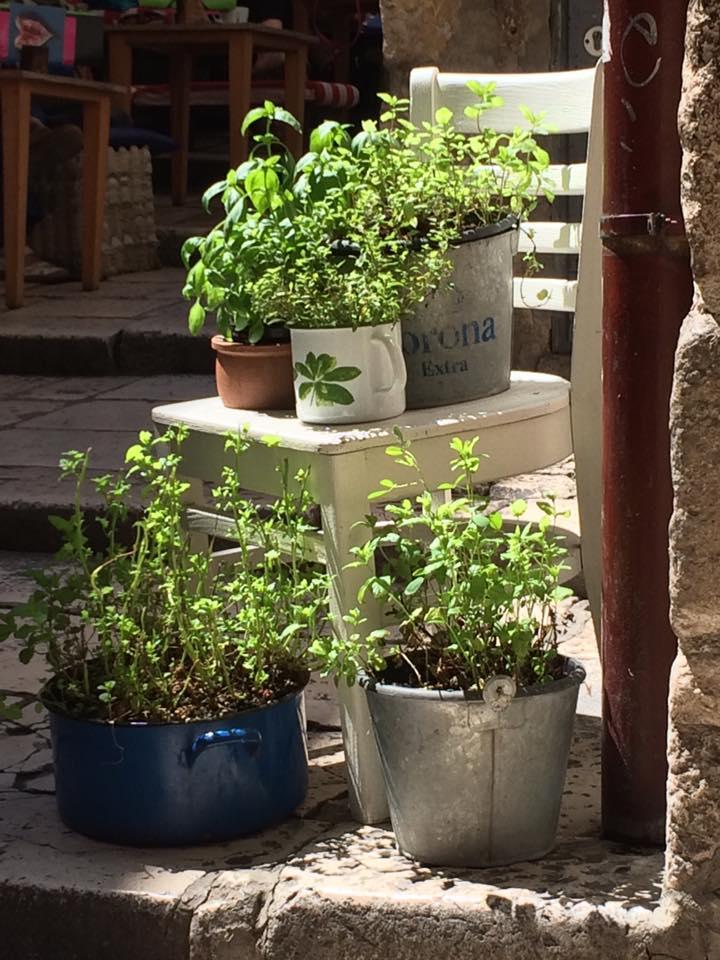 Vanhan kaupungin pikku kujilla kiertäessä löytää kaikkea ihanaa!