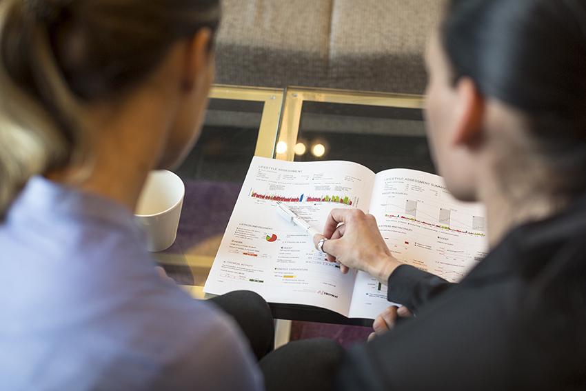Firstbeat Hyvinvointianalyysi sopii esimerkiksi yritysten työhyvinvointiprojektiin.