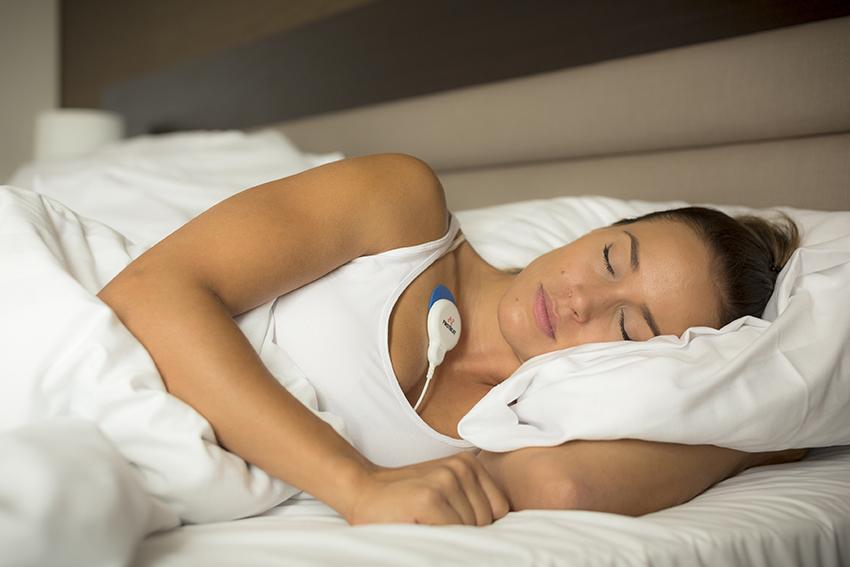 Firstbeat Hyvinvointianalyysi auttaa tunnistamaan yöunen palauttavuutta.