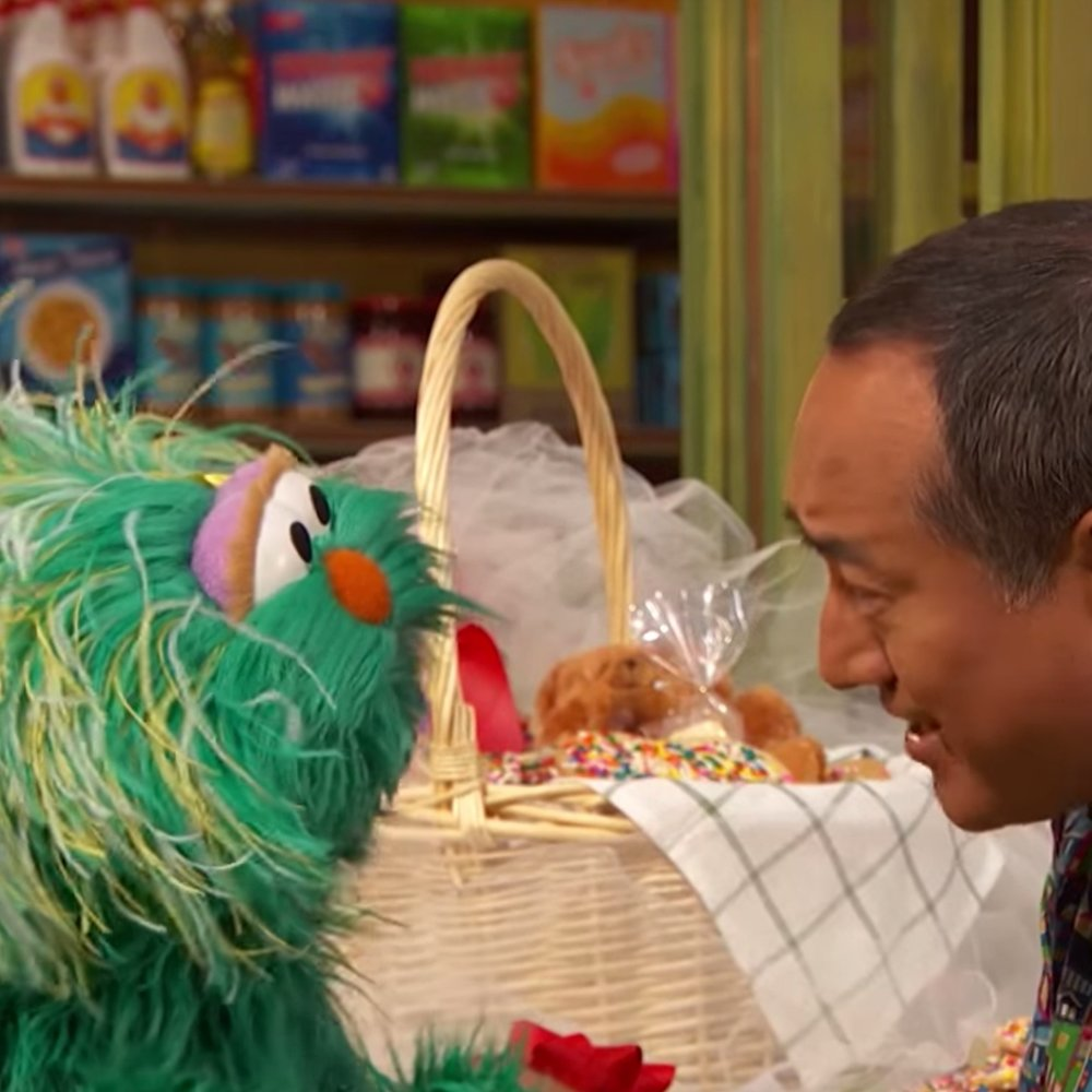 Talking to Children about Violence in Communities - Sesame Street