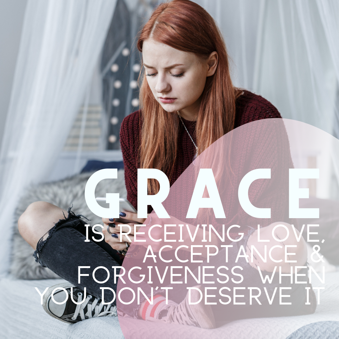 Becoming a Place of Healing Grace for Our Kids