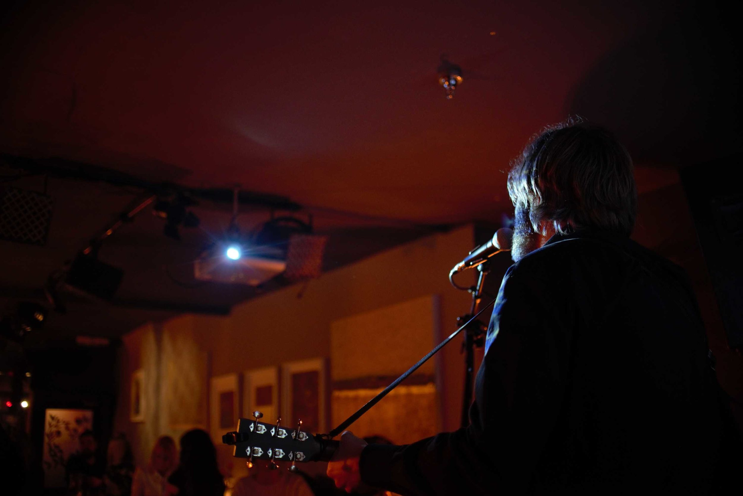 Duke Bradley Live at Seed Hastings