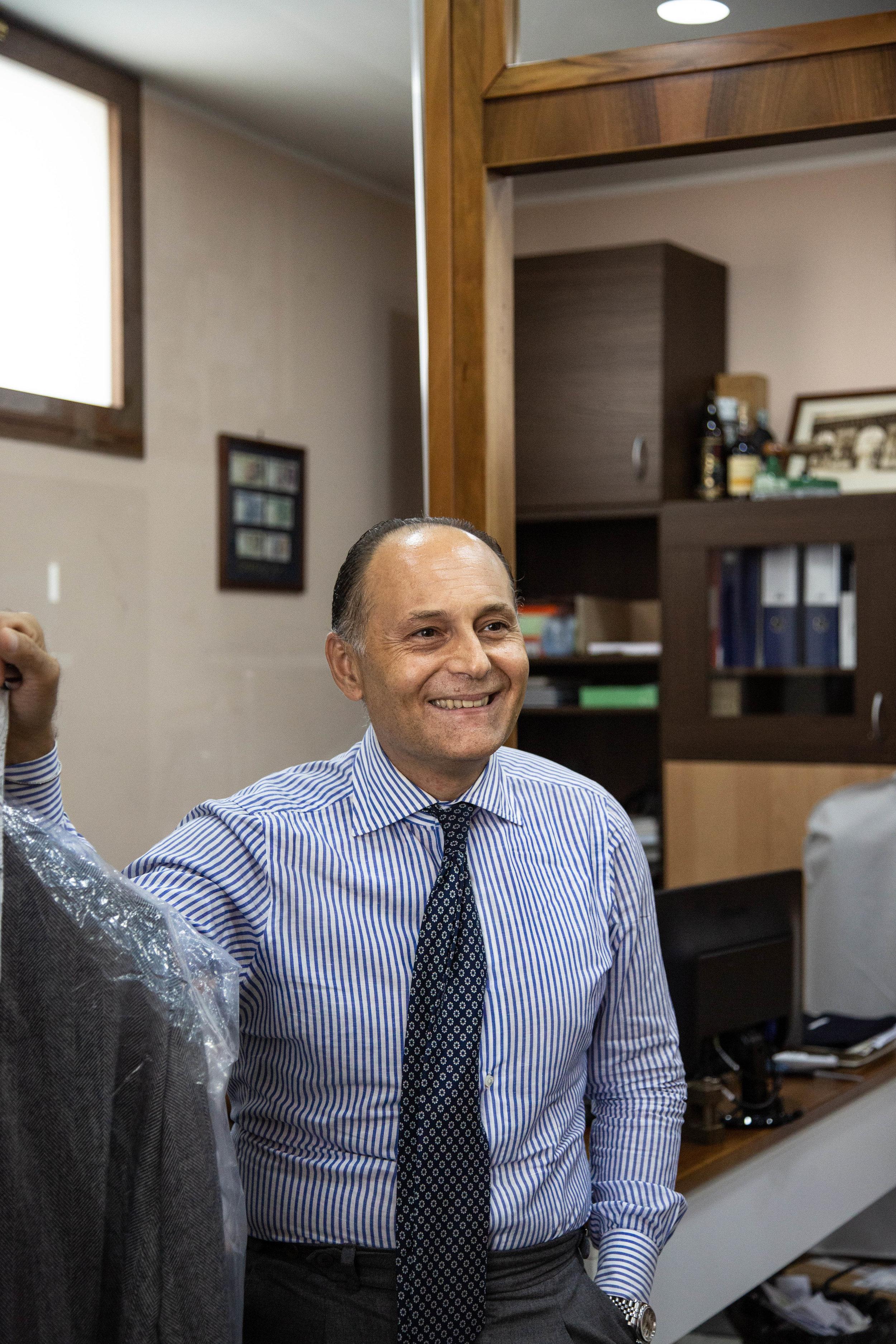 Mr Pino Luciano. - #InMyOrazio