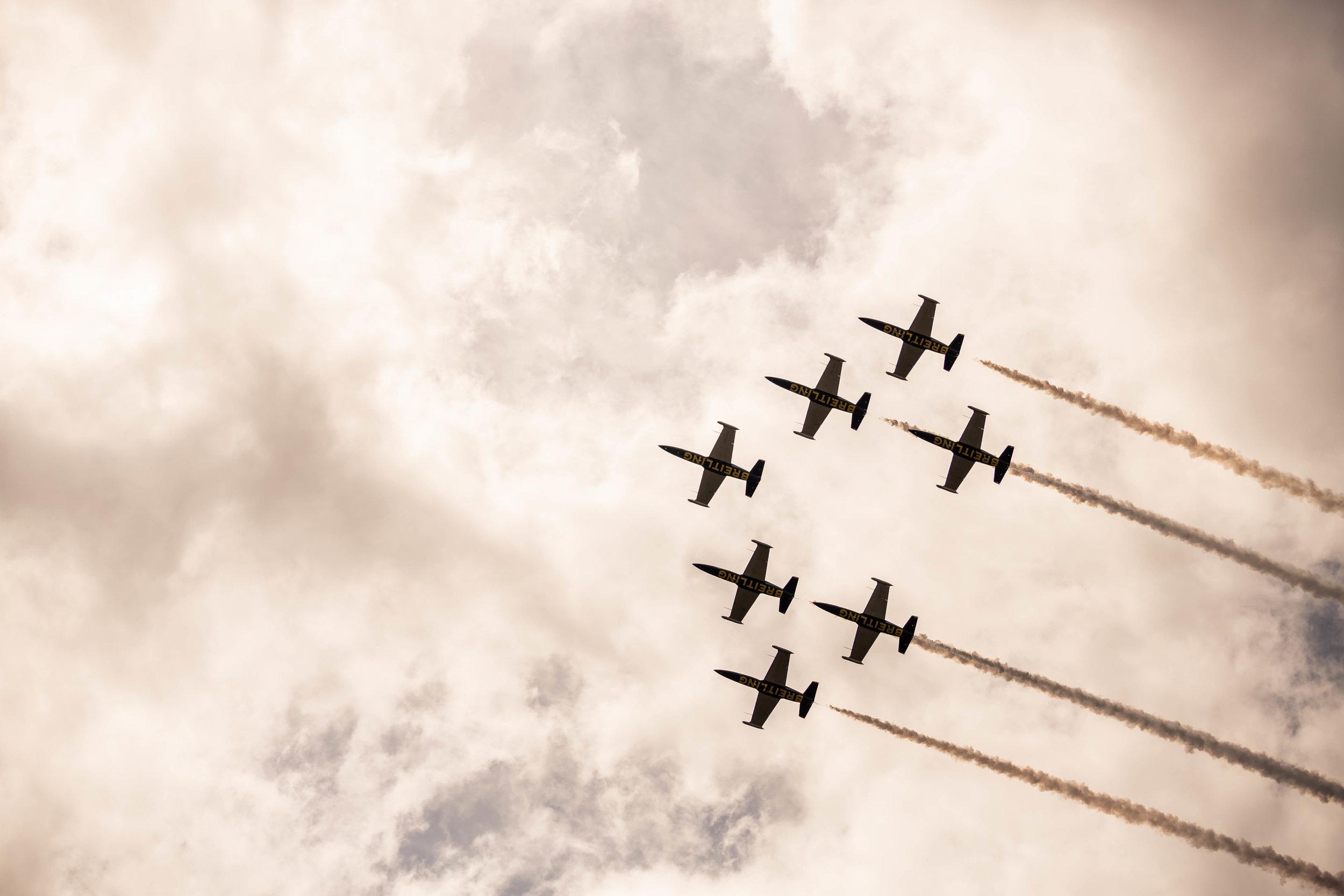 Top Guns - Breitling Jet Day