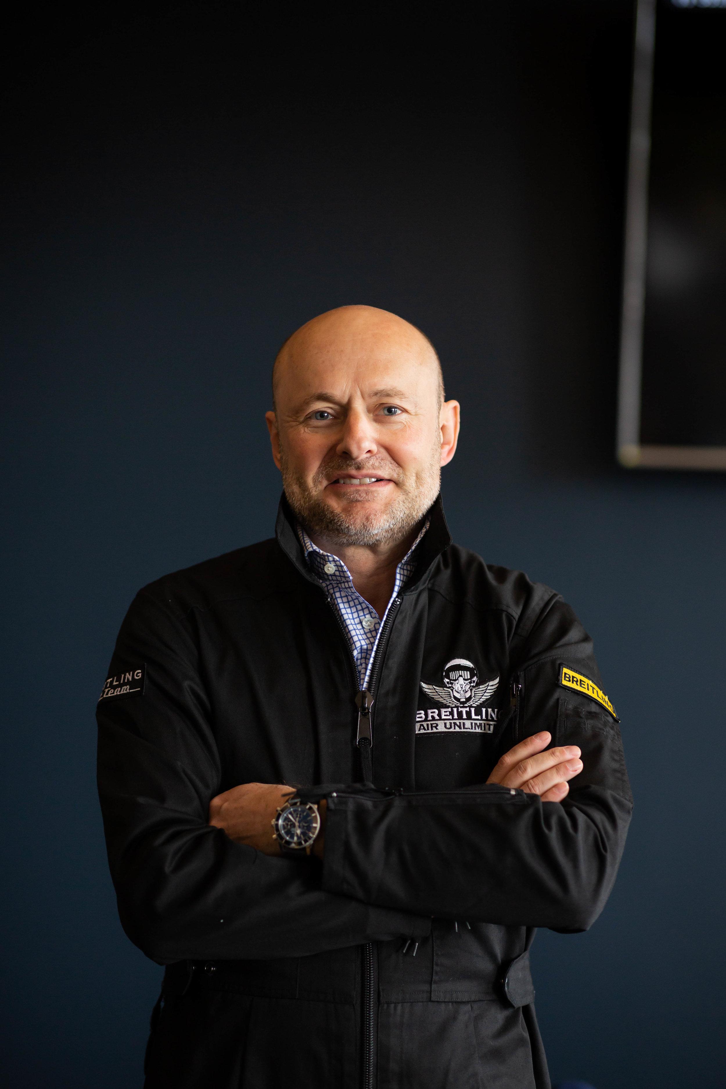 Mr Georges Kern - Breitling CEO