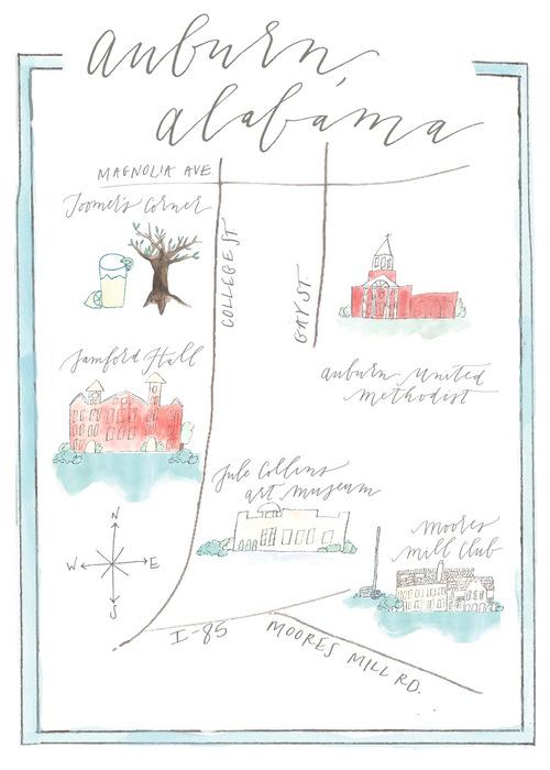 Auburn+Map