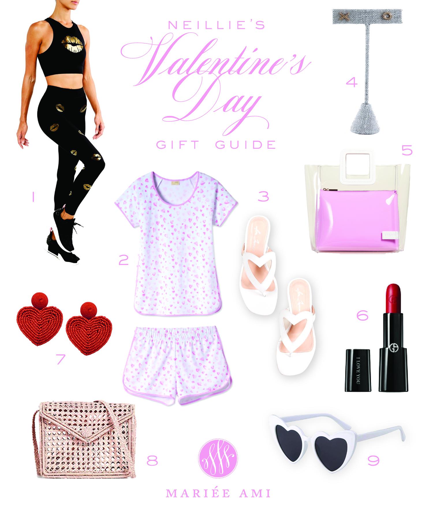 Neillie Butler's Valentine Gift Guide