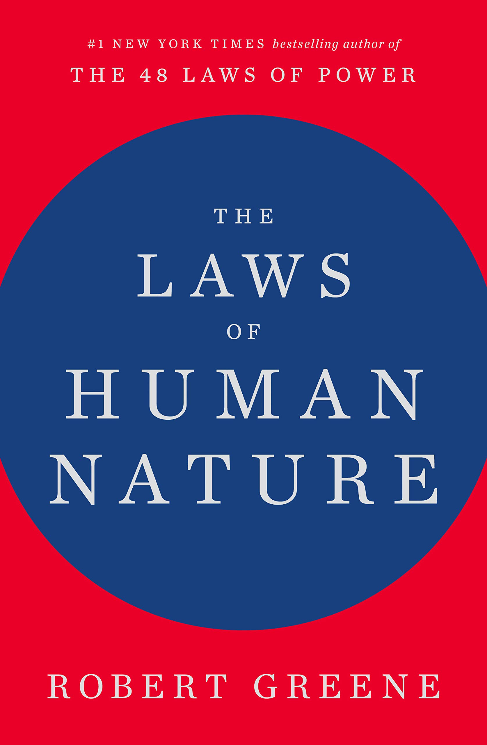 Robert Greene - laws of human nature.jpg