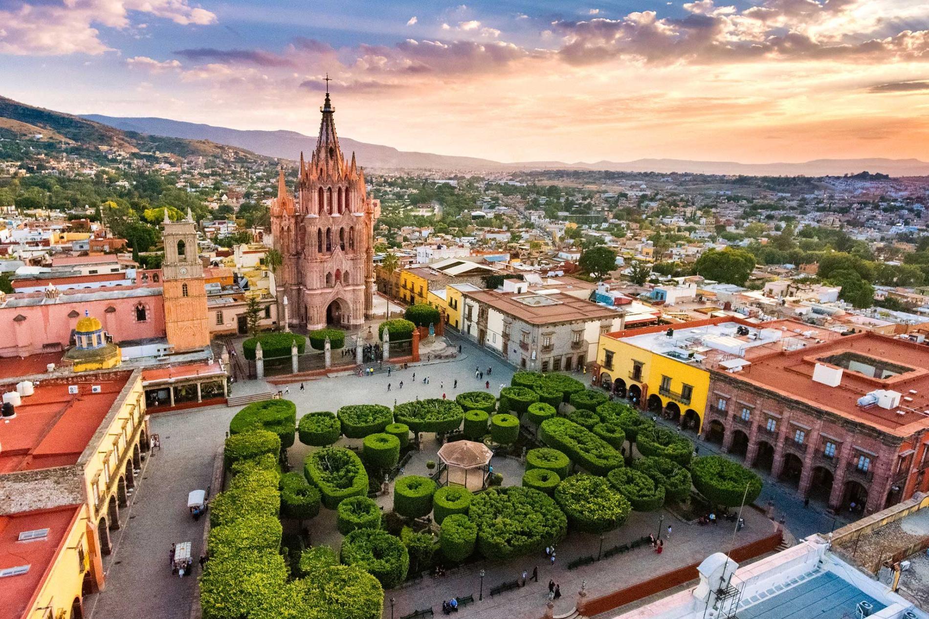 MEXICO - JANUARY 2020