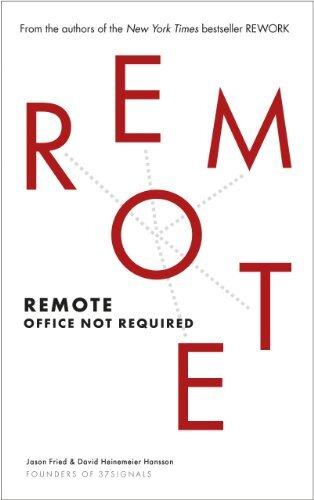Remote - Jason Fried