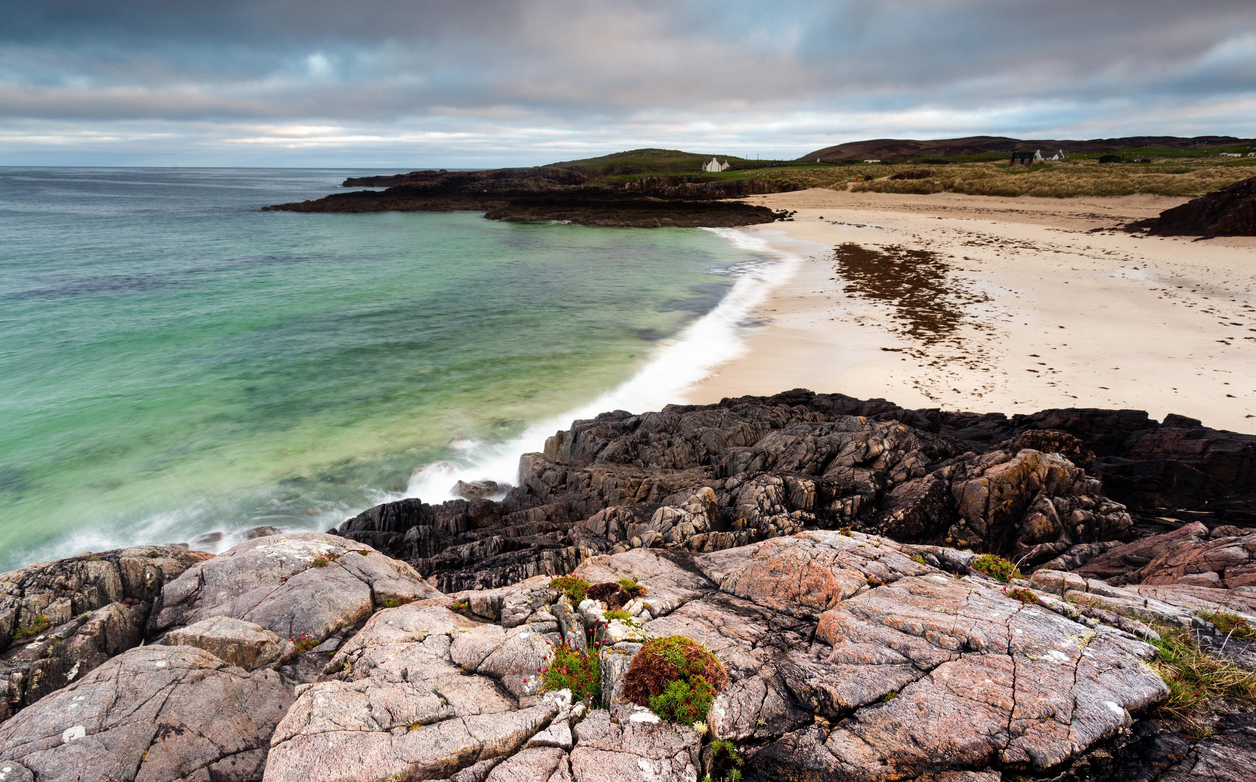 Scotland's West Coast March 2020 - Soft sandy beaches and beautiful turquoise coastlines are just some of the attractions on Scotlands's famous West Coast. This 3 day workshop also takes in secluded lochs and travels along part of the famous North Coast 500 route.