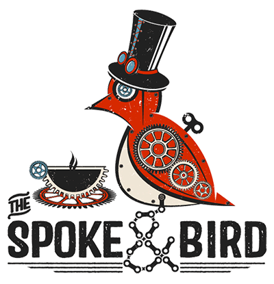 In kind support provided by The Spoke and Bird