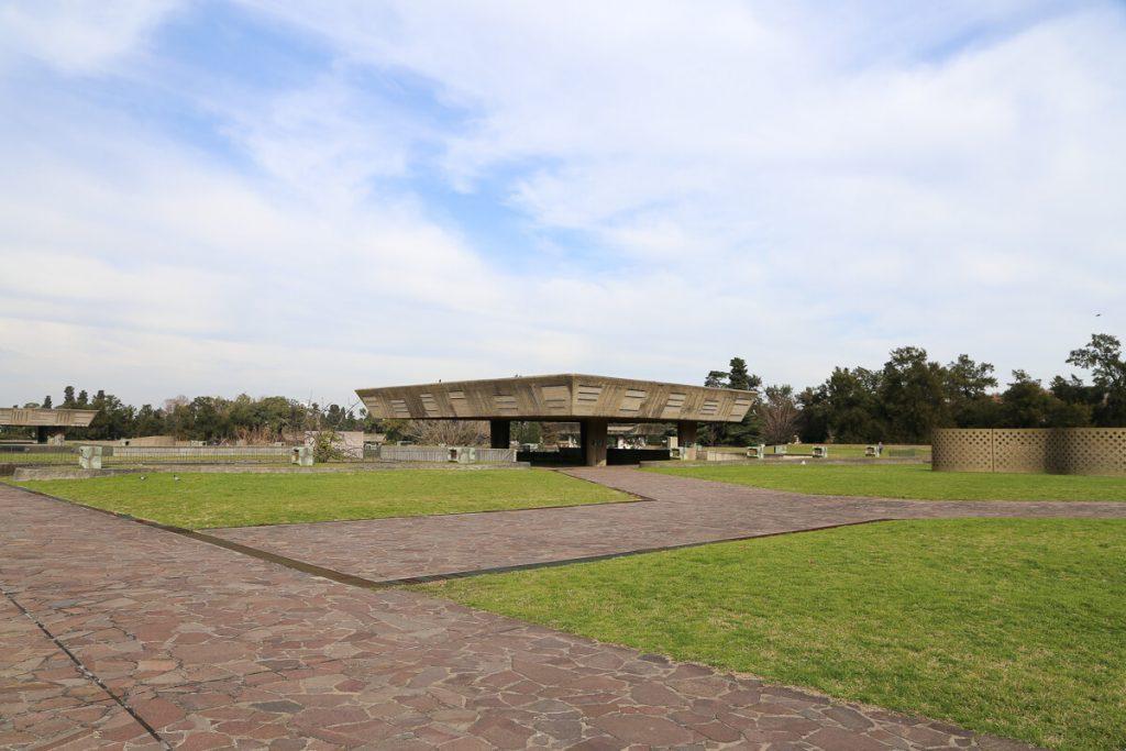 Chacarita cemetery
