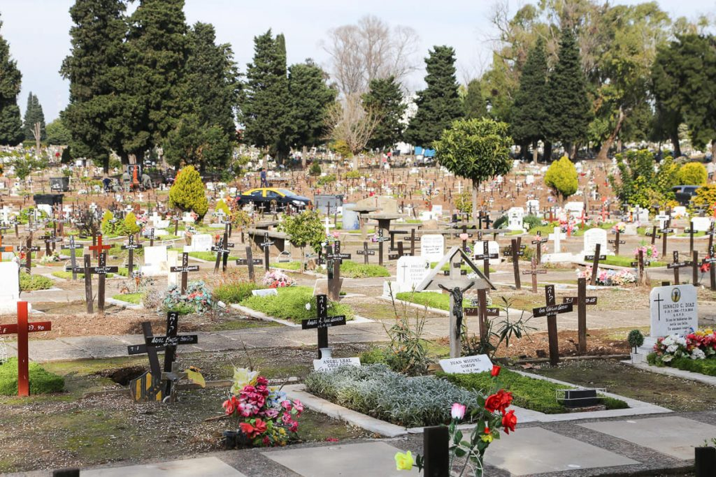 Chacrita cemetery