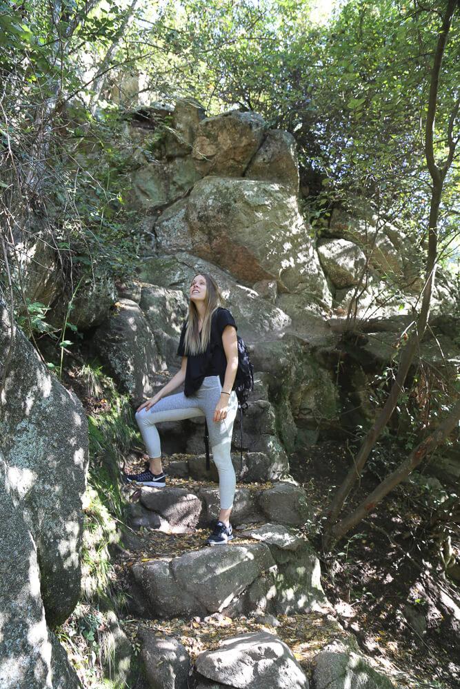 How to visit La Cumbrecita in Cordoba Argentina