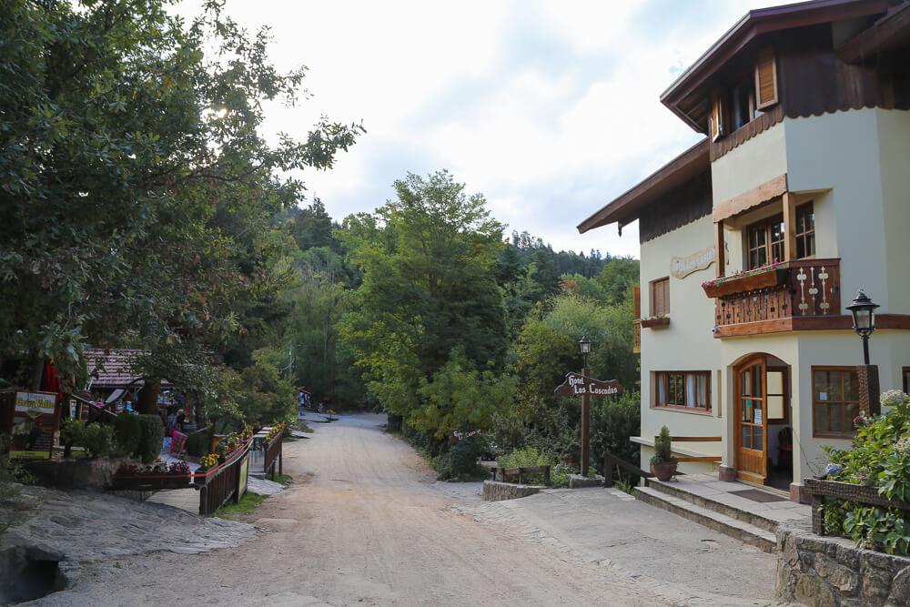 Where to stay in La Cumbrecita, Hotel Las Cascadas