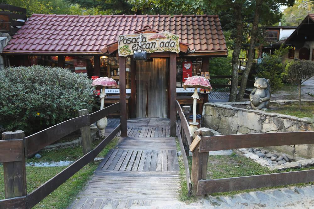 Chocolate Shop in La Cumbrecita