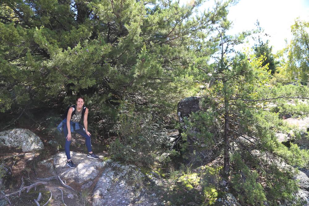 Hiking Cerro Wank in La Cumbrecita