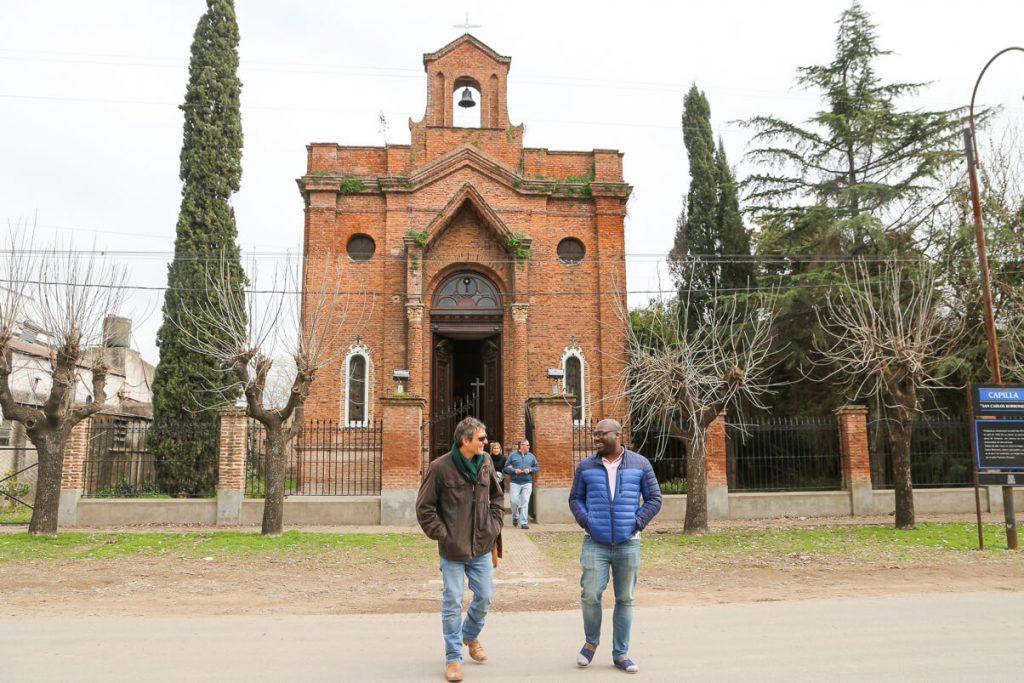 La Capilla in Carlos Keen Chapel