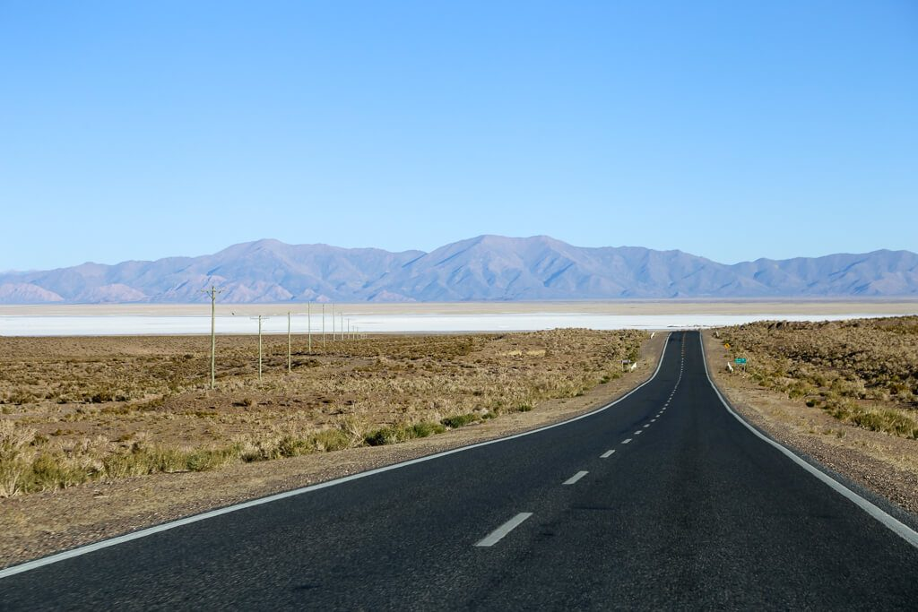 How to get to the Salt Flats Salinas Grandes