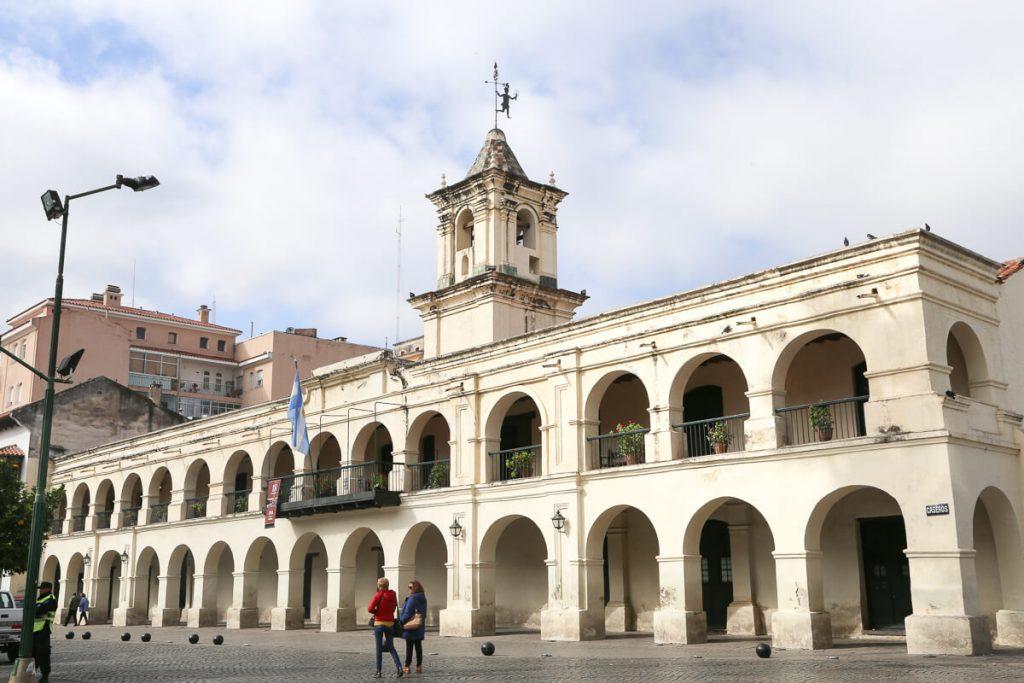 The Cabildo in Salta