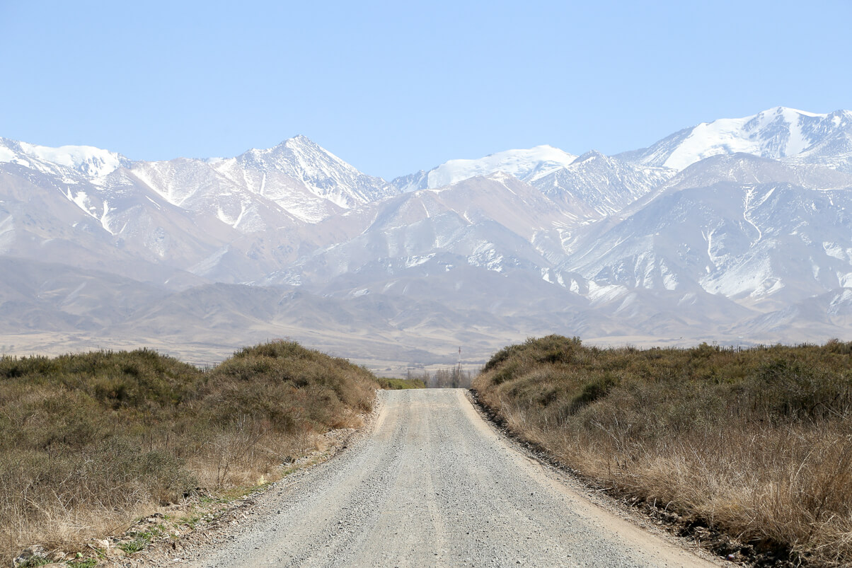 The old Ruta 89 connecting the Uco Valley and Potrerillos is a beautiful road trip.