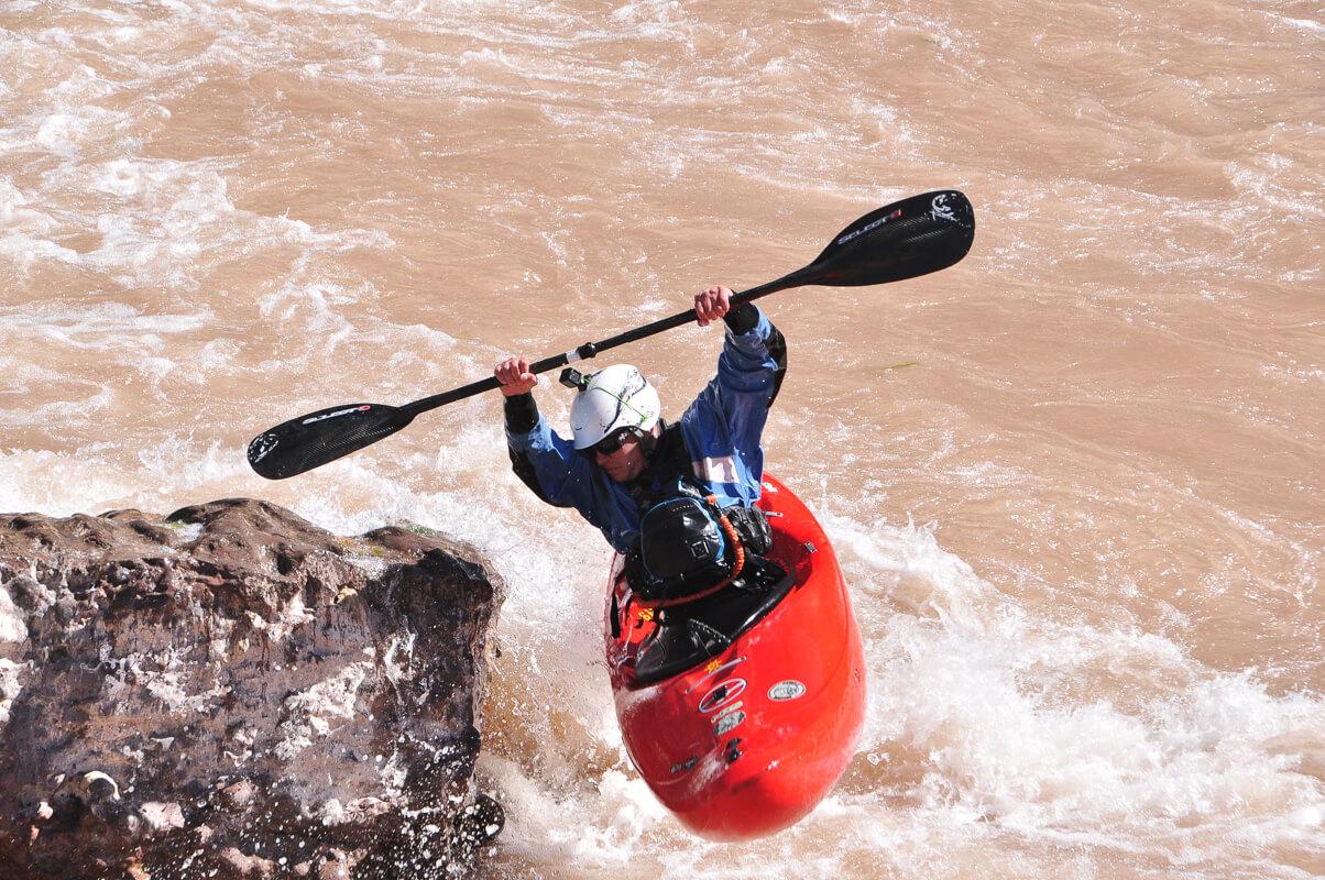 Mendoza Kayaking in Argentina