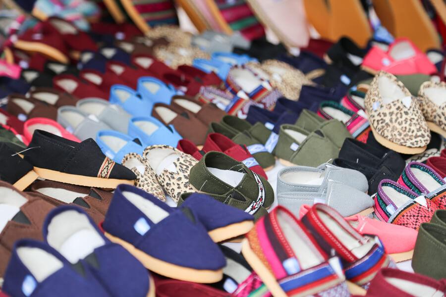 Alpargatas, the best shoes in Argentina
