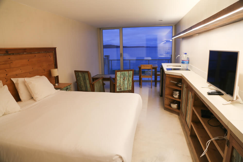 Best Hotel in Puerto Piramides, Ocean Patagonia Wild Coast Residences