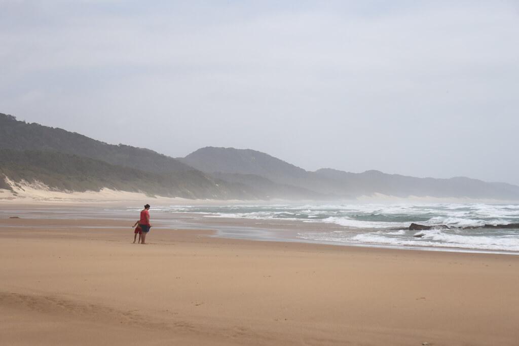 Cape Vidal Eastern Shores beach