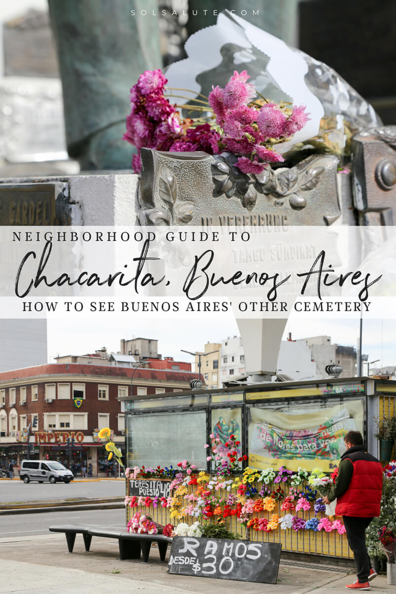 Chacarita Buenos Aires Neighborhood Guide