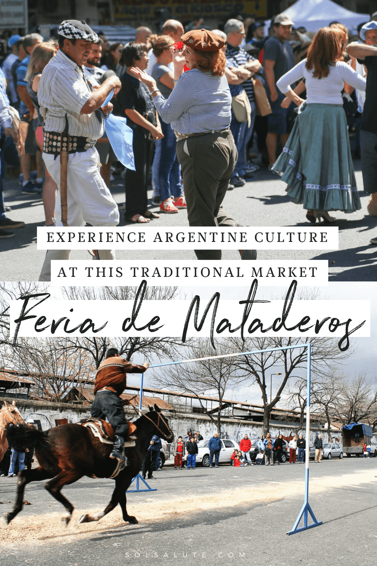 Mataderos Market in Buenos Aires, everything you need to know about this traditional Argentine market #argentina #buenosaires