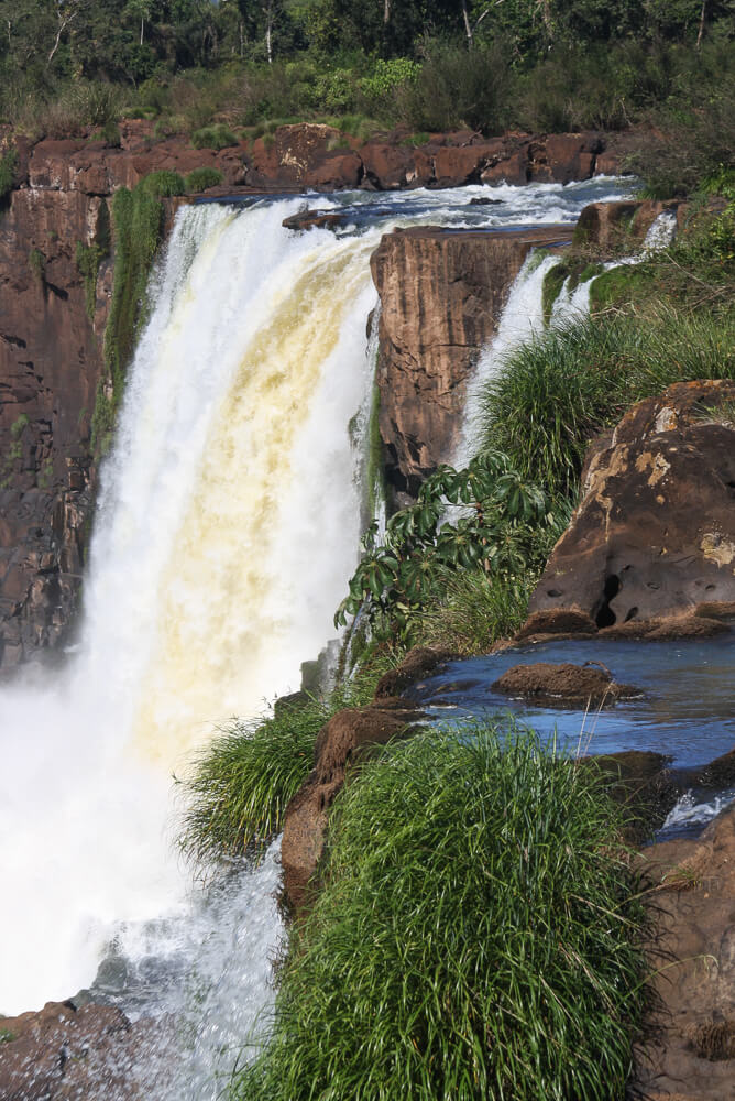 A Complete Guide to Iguazu Falls in Argentina: Everything you need to know. #argentina #iguazu
