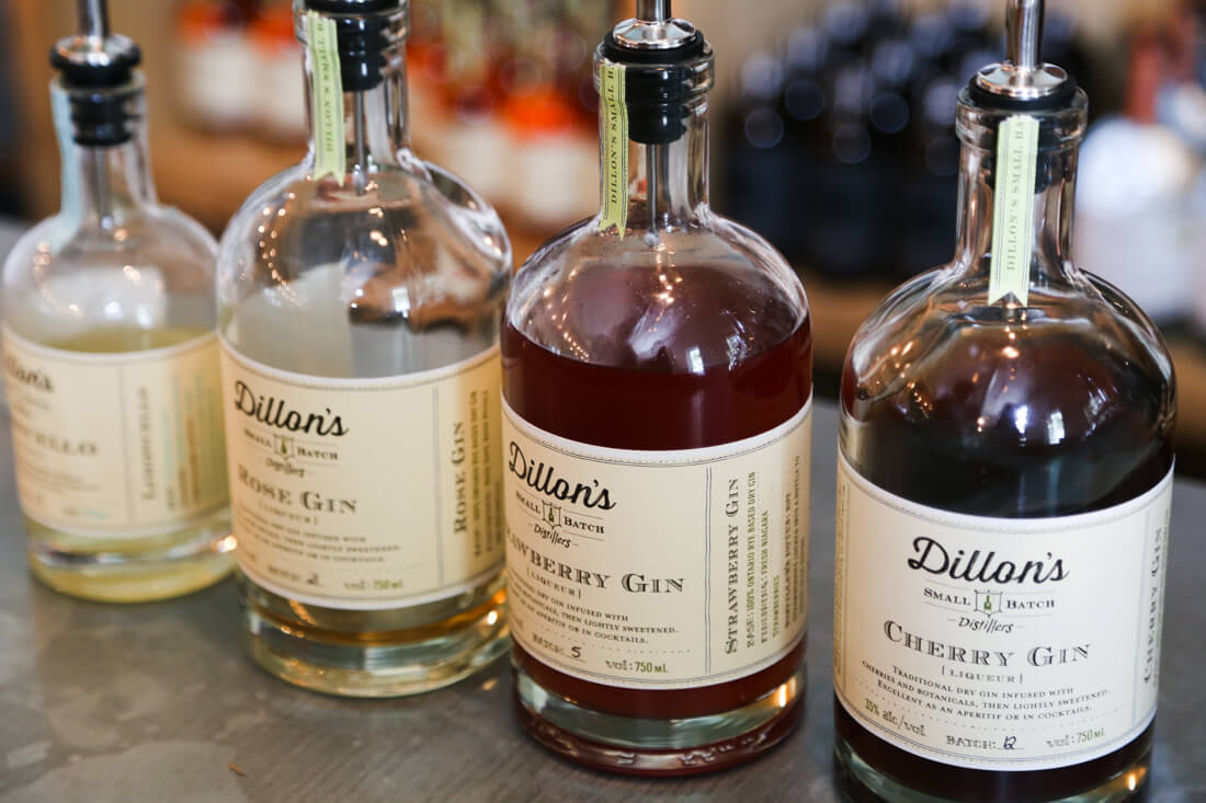 Dillon's Distillers in Ontario