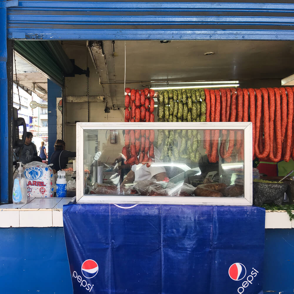 Where to have lunch in Mexico City