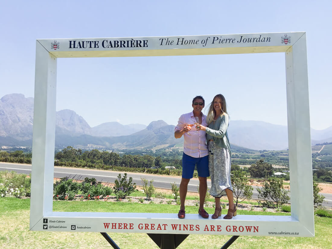 wine tasting in south africa