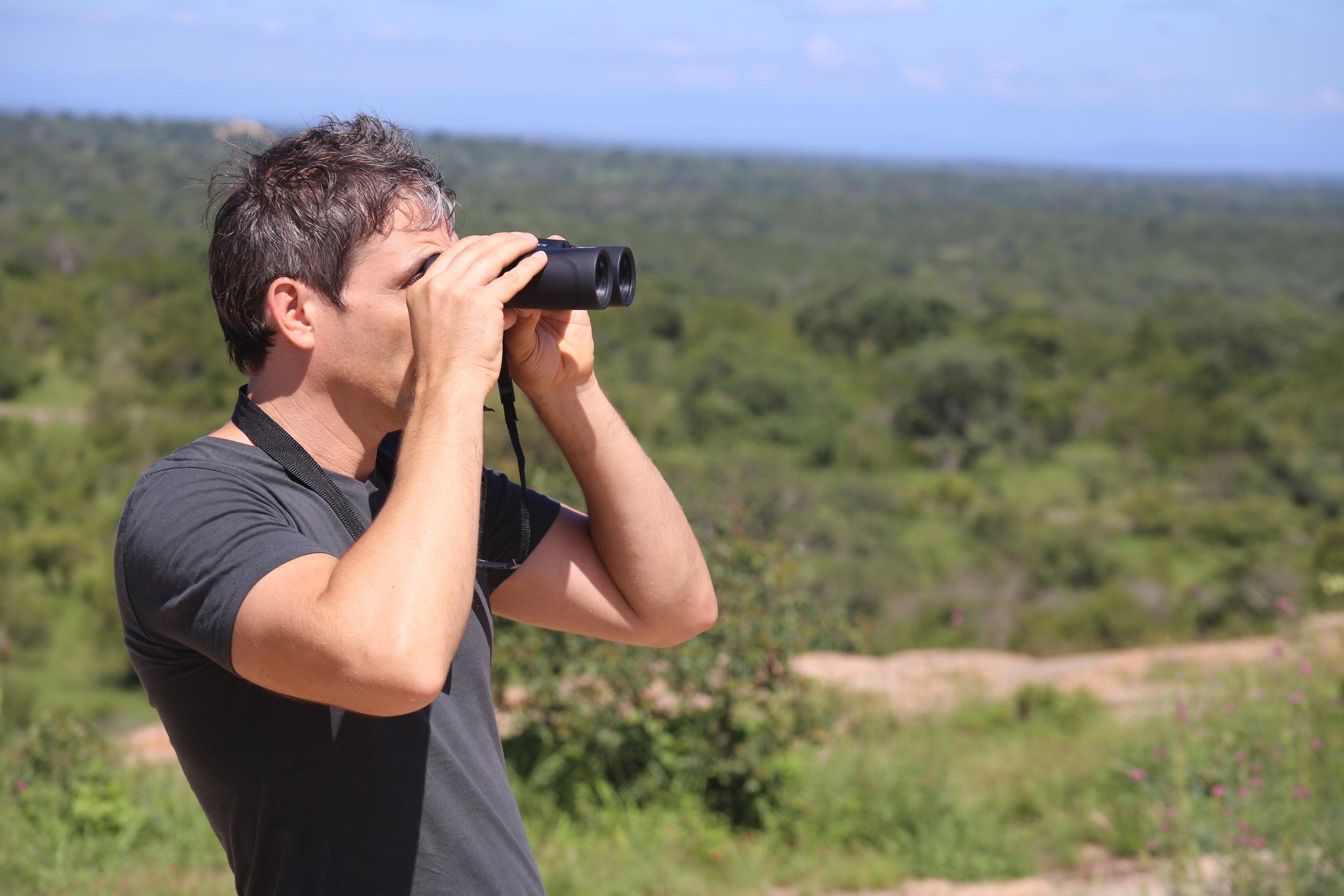 These Celestron 10x42 Safari Binoculars have been put to good use!