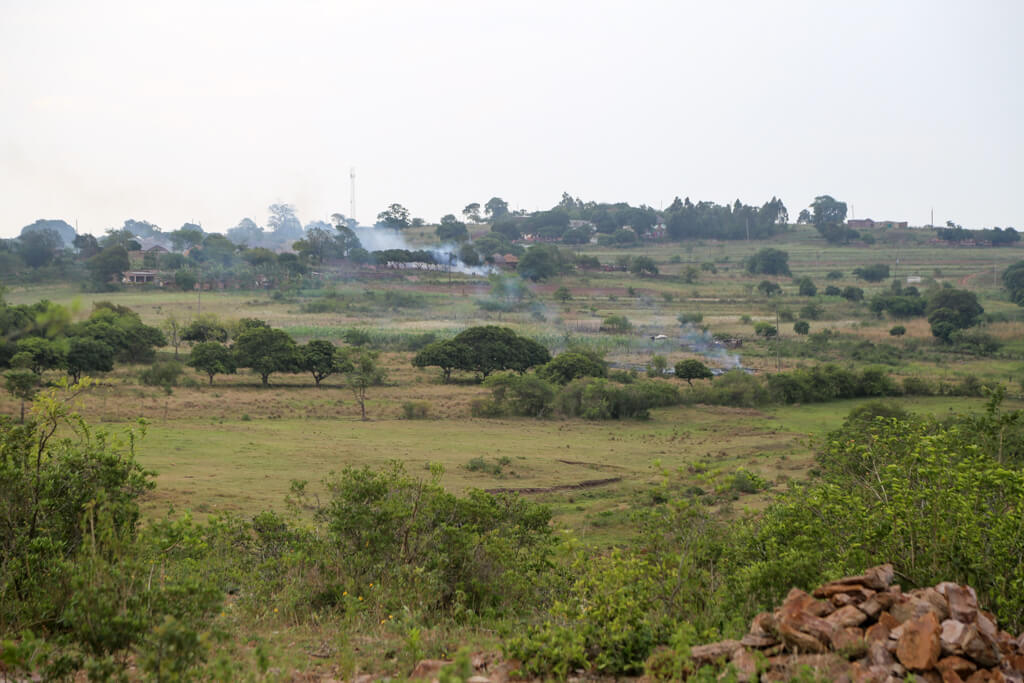 The Shewula community in Swaziland for 2 days