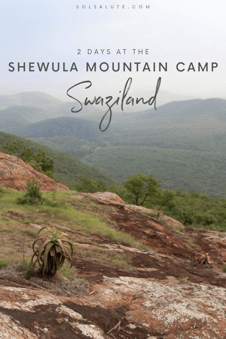 Visit the Shewula Mountain Camp in western Swaziland, 2 days in eSwatini (2 nights in Swaziland) in the western Swaziland Mountains. #Swaziland #eSwatini #SouthAfrica #Africa