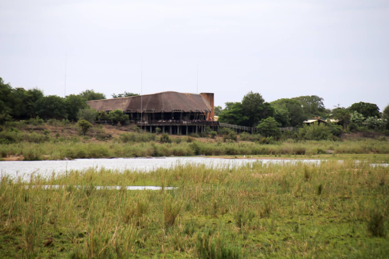 Lower Sabie Rest Camp in southern Kruger