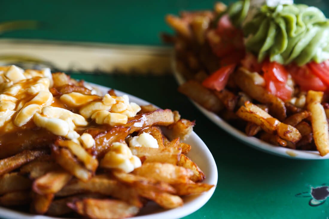 Must eat Montreal foods Poutine