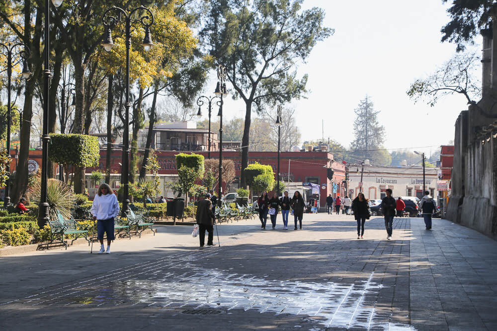 Things To Do In Coyoacan Mexico City Sol Salute