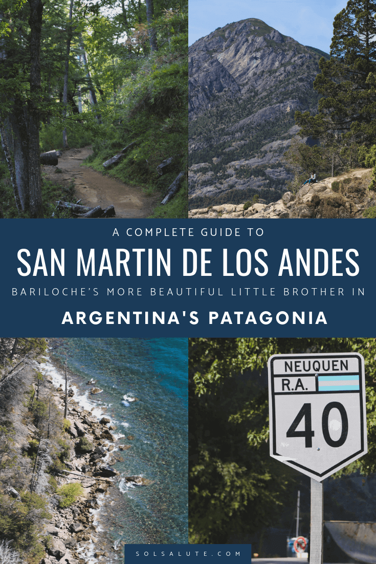 Things to do in San Martin de los Andes, Argentina, by Bariloche and Villa la Angostura, where to stay in San Martin de los Andes, Bariloche day tours, best hikes in Patagonia #Patagonia #Argentina