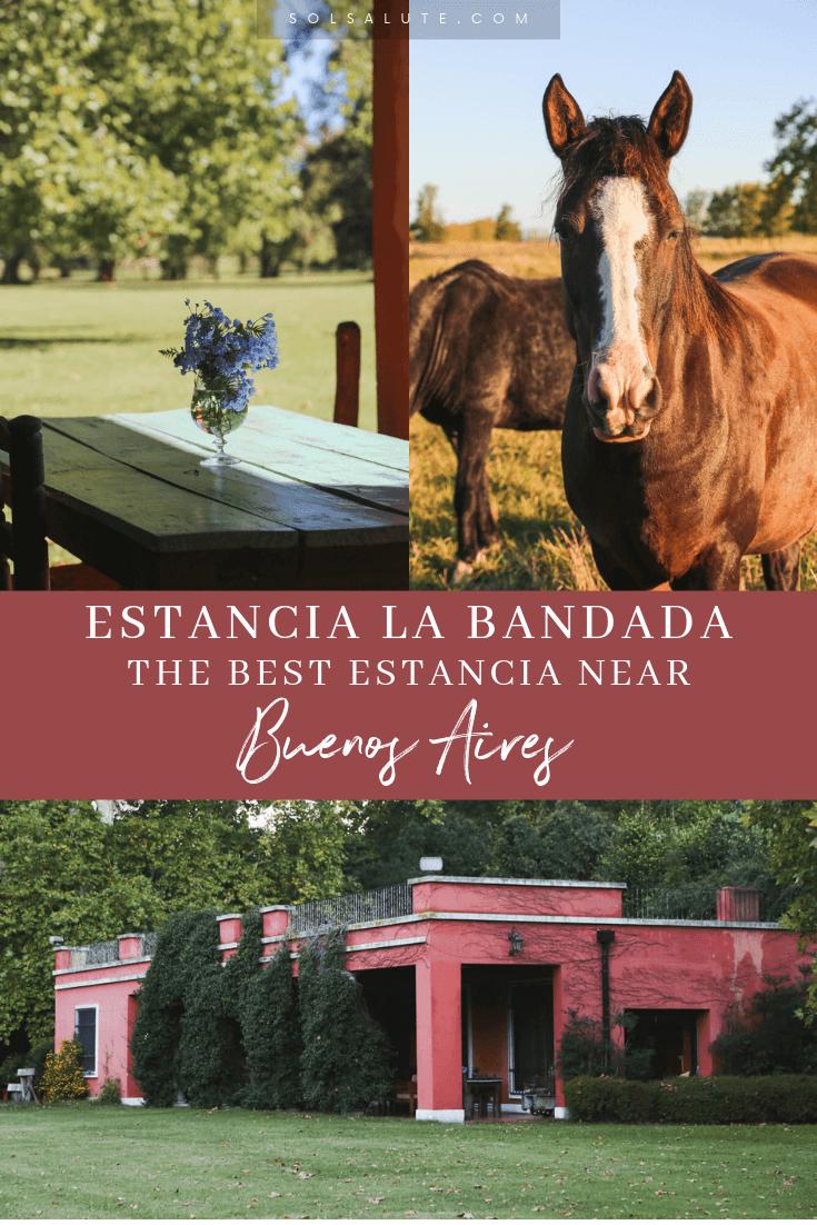 Estancia La Bandada San Miguel del Monte Argentina, best estancias near Buenos Aires, Buenos Aires estancia day trip #BuenosAires #Argentina