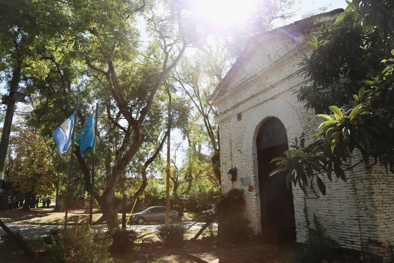 The capilla de los negros in chascomus argentina