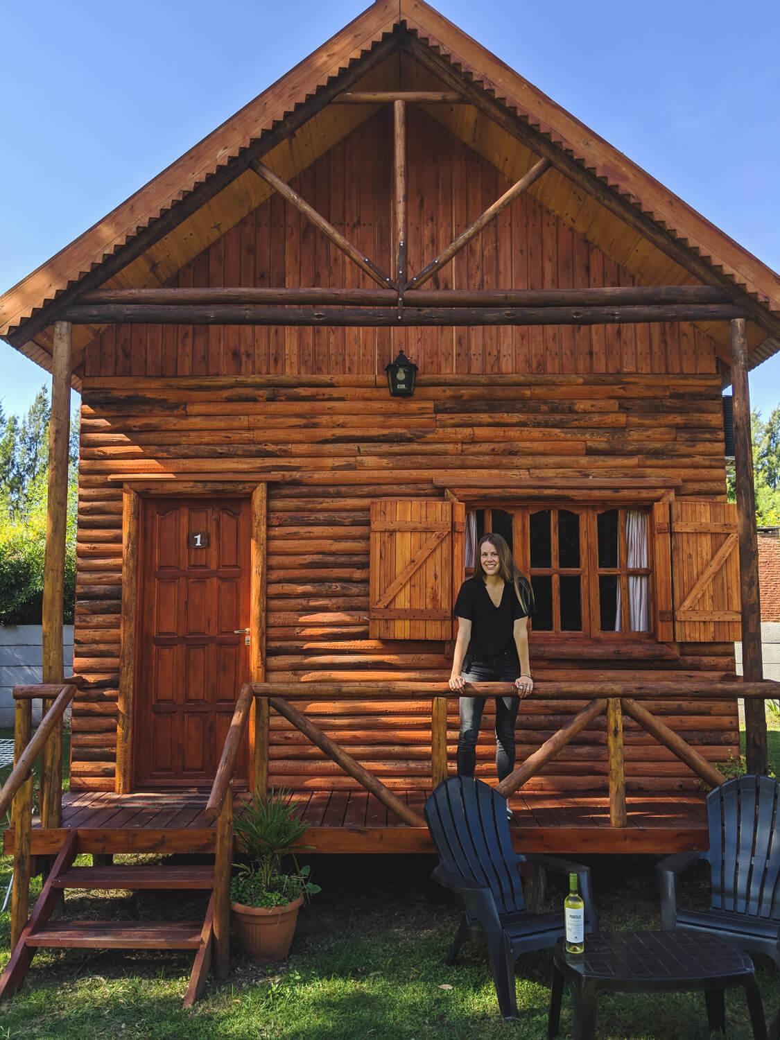 Where to stay in Chascomus
