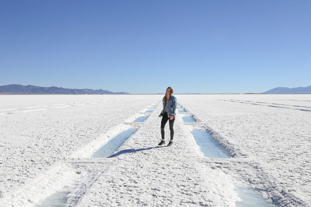 7 national wonders Argentina salt flats