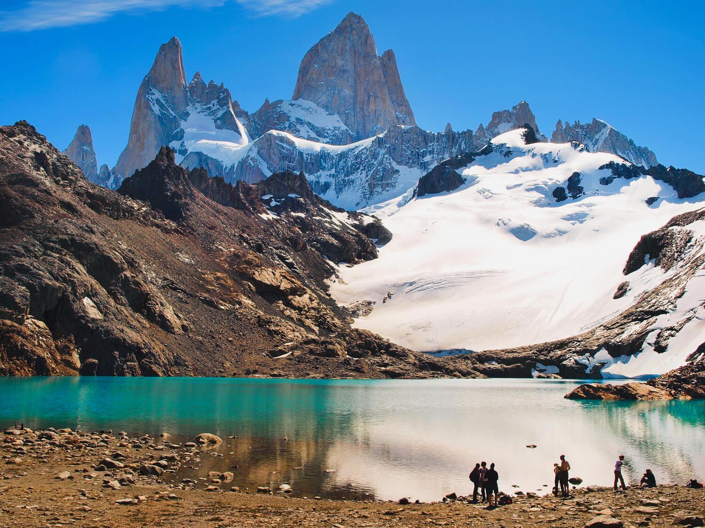 Mt. Fitz Roy & Laguna de los Tres in El Chalten | Source: jakobradlgruber © 123RF.com